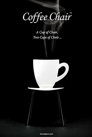Coffee Chair par Sunhan Kwon