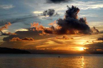 Las terrenas live le site de las terrenas en - Les plus beaux coucher de soleil sur la mer ...