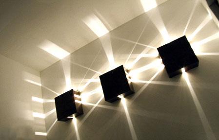 lampe cube. Black Bedroom Furniture Sets. Home Design Ideas