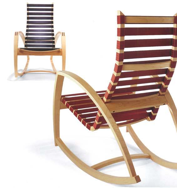 gotham rocker las terrenas live un rocking chair tendance. Black Bedroom Furniture Sets. Home Design Ideas