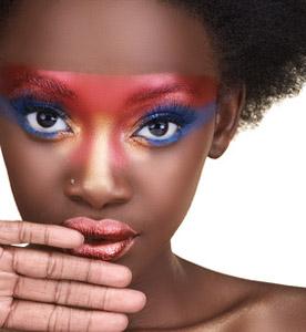 maquillage ftes de fin danne - Colori Maquillage