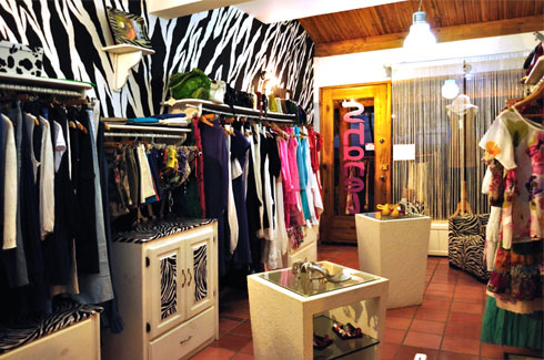 Boutique de mode Shanel