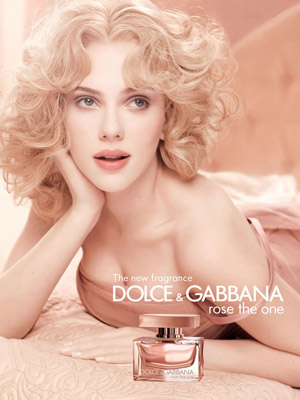 Rose the One par Dolce & Gabbana